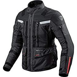 Best 4 Season Adventure Motorcycle Jacket