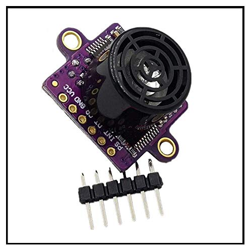 ZHITING 3-5V GY-US42 i2C Pixhawk APM Flight Control Ultrasonic Sensor Distance Measure Control Module for Arduino Replace MB1242 MB1240 SRF02