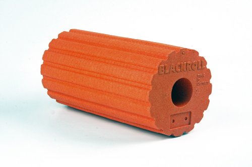BLACKROLL PRO Groove orange 30 x 15 cm