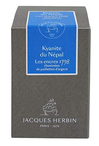 Jacques Herbin 1798 Kyanite du Nepal (blau/türkis), 50 ml