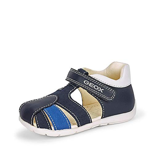 Geox Boys Toddler ELTHAN 7 Navy First Steps 4