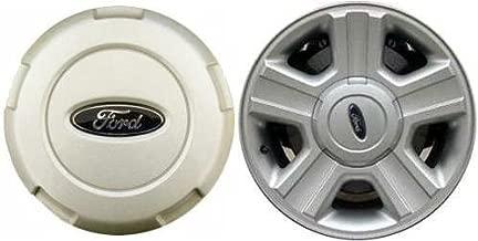 Ford 17 inch 2004 2005 2006 2007 2008 F150 F-150 Truck OEM Alloy Rim Center Cap hubcap Wheel Cover Silver 3554 4L34-1A096-AC 4L3J-1A096-AA