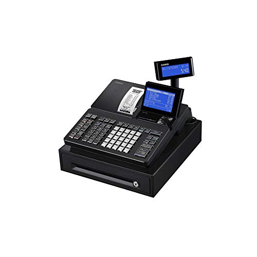 Casio PCR-T540 Cash Register 4.5""