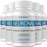 (5 Pack) Neuronol Extra Strength Cognitive Formula (300 Capsules)