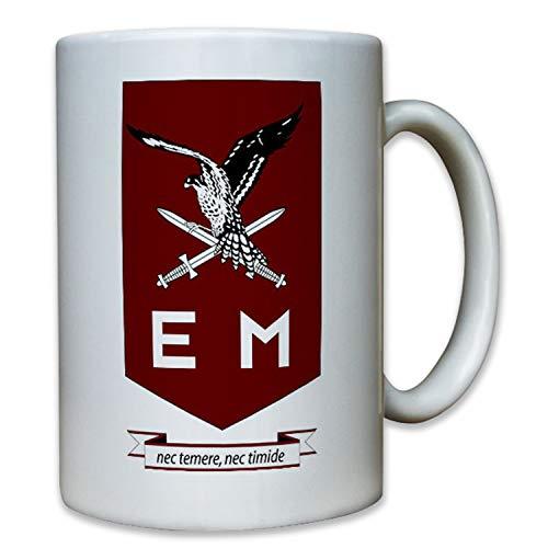 11 Luchtmobiele Brigade Paratroopers Holland Militair - Beker # 8068