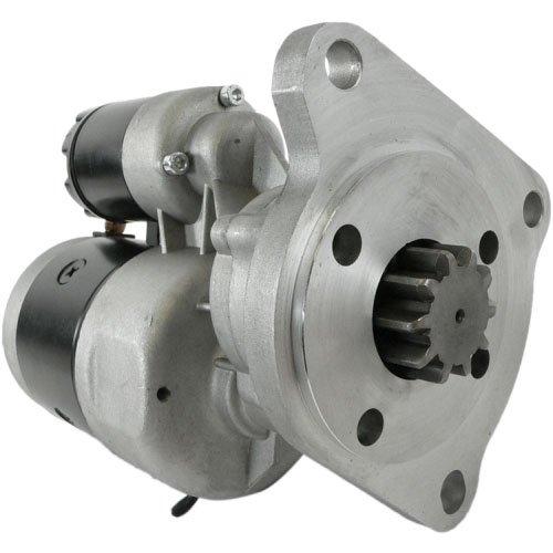New Starter Replacement For Ford Holland Tractor Diesel Skid Steer Loader Case K308650 9-142-765 63227528 MSN531 K308650 27528 27528A