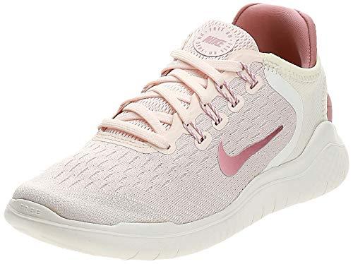 Nike Women's Free RN 2018 Running Shoe (7.5 B(M) US, Guava Ice/Rust Pink-sail-Pink Tint)