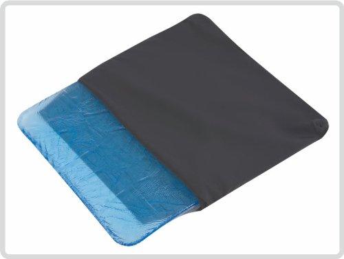Gel-Sitzkissen, Gelkissen, Sitzkissen, Vollgel-Kissen, Anti-Dekubitus Kissen für Krankenfahrstühle *Top-Qualität zum Top-Preis* (40 x 40 x 3 cm)