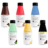 Soylent Complete Nutrition Gluten-Free Vegan Protein Meal Replacement Shake Sampler Pack, 14 Oz, 6 Pack