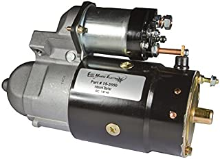 Delco Style 10MT I/O Starter 12V 9 Tooth Clockwise 30118 30119 30124 18-5900