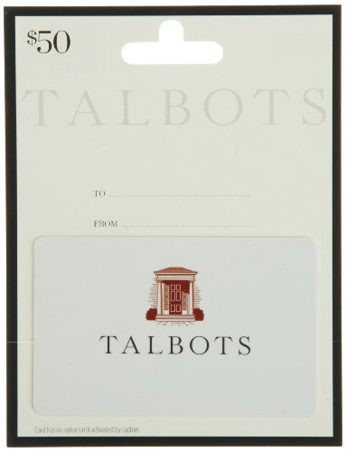 Talbots Gift Card $50