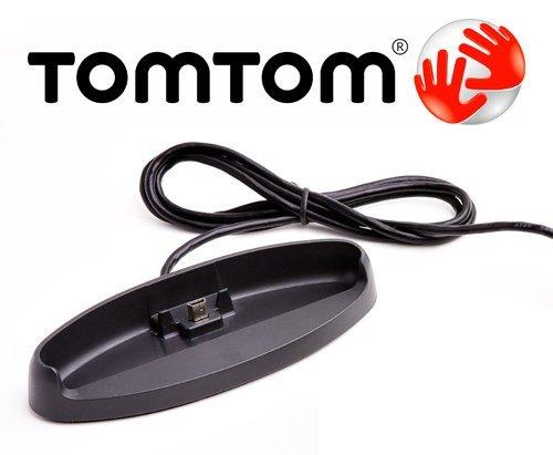 Original TomTom USB Schnell Ladegerät Ladestation für TomTom GO 520, GO 520 Traffic, GO 520 Music Edition, GO 720, GO 720 Traffic, GO 920 Traffic, GO 530, GO 530 Traffic, GO 630, GO 730, GO 730 Traffic, GO 930, GO 930 Traffic