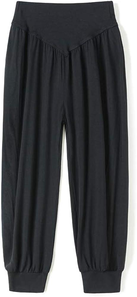 AvaCostume Boy's Baggy Casual Harem Pants Girls Dance Trousers
