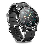 Chronus Smartwatch Hombre 360 Resolución HD, Reloj Inteligente...