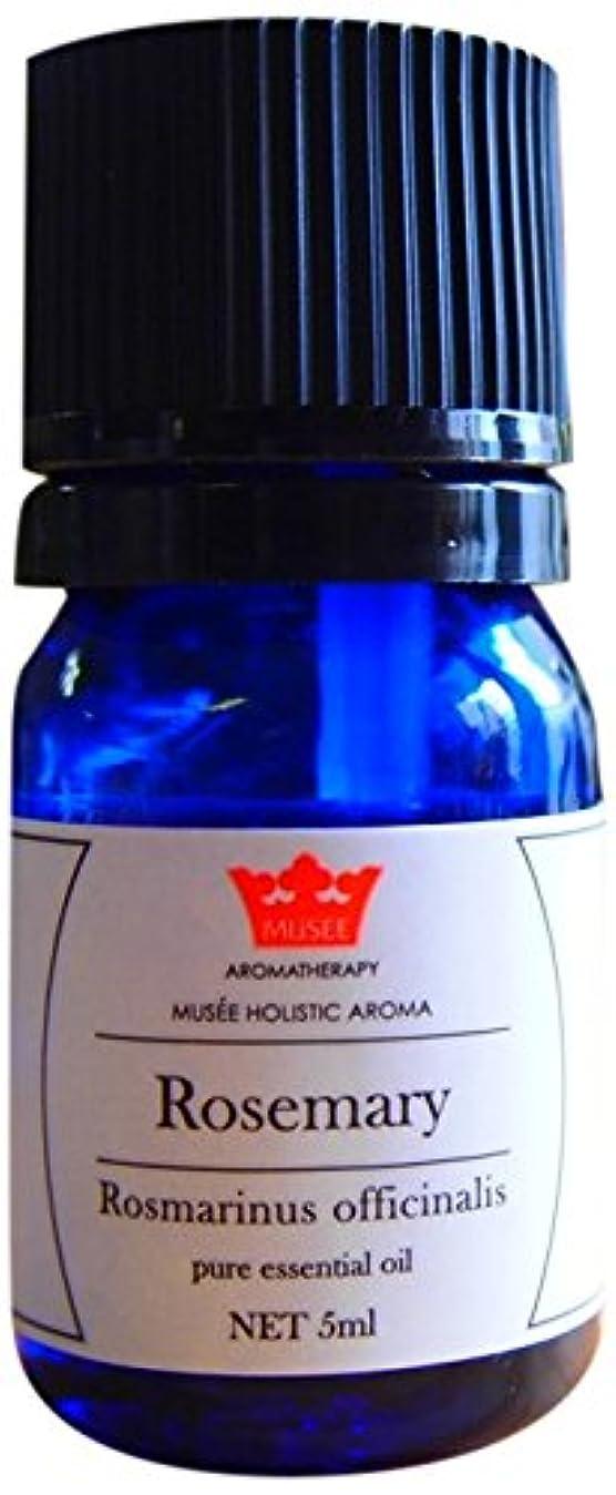 未接続繁栄気を散らすミュゼ ホリスティックアロマ エッセンシャルオイル ローズマリー 5ml