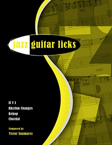 Jazz Guitar Licks product image