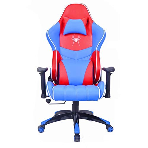 Chairs Gaming Gaming Internet Cafe Gaming Ergonomic Student Dormitory Professional Gaming Reclining Leisure Learning Lifting and Rotating