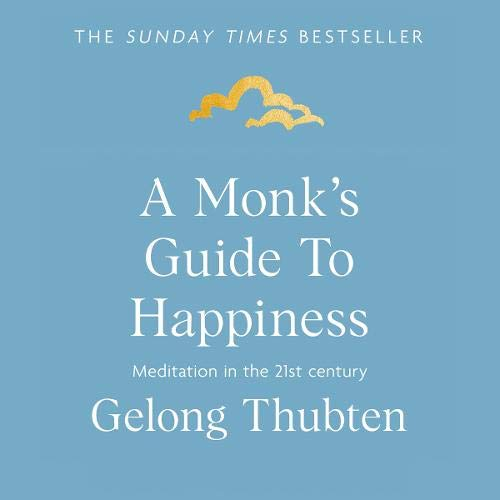 A Monk's Guide to Happiness cover art