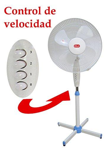 ventilador Ventiladores de pedestal