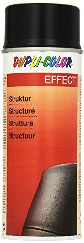 DUPLI-COLOR 695995 schwarz Structure Spray matt 400 ml