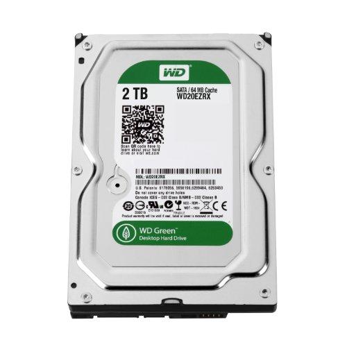 WD Desktop SATA harde schijf - OEM - Groen - Ouder ASIN WD verlengde garantie 2TB