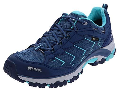 Meindl Damen Wander-, Bergsteigerstiefel in Jeans/türkis (blau)