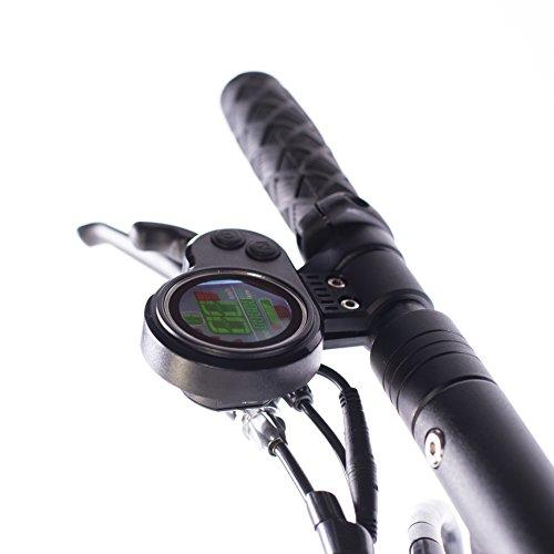 Wizzard Elektro Scooter 2.5S City E Roller mit 40 Km/h Geschwindigkeit und 50 Km Reichweite - Hydraulik Scheibenbremsen