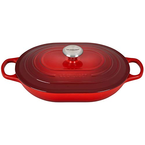LE CREUSET LS2512-3167SS, Gusseisen