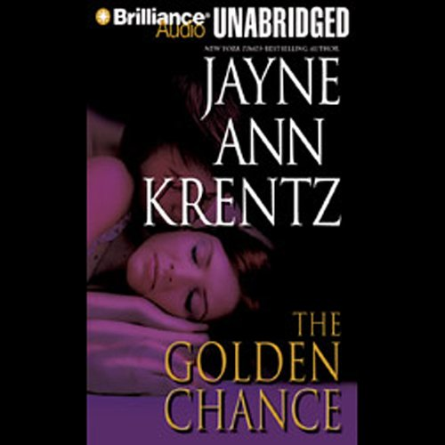 The Golden Chance audiobook cover art