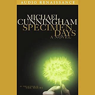 Specimen Days audiobook cover art