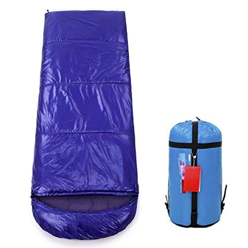 Enveloppe Adulte Soie éponge Sac de couchage Camping en plein air Séparé sale Sac de couchage Voyage 1200g , 2