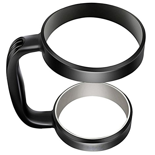 Handle for 30 oz Tumblers - Portable Anti-Slip Handle Versatile, Available for YETI, RTIC, OZARK TRAIL, SIC CUP Rambler & More Tumbler Travel Mug