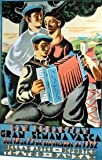 San Sebastian 1932 Poster, Poster, Größe 50 x 70 cm,