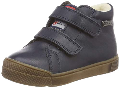 Naturino Jungen MULAZ VL Hohe Sneaker, Blau (BLEU 0C01), 28 EU