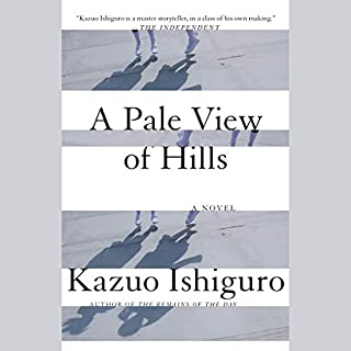 Couverture de A Pale View of Hills