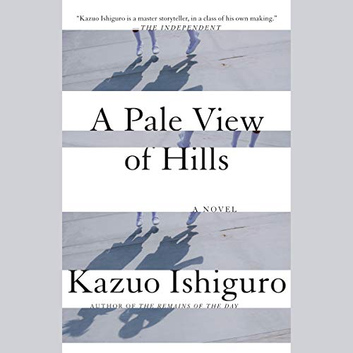 A Pale View of Hills audiobook cover art