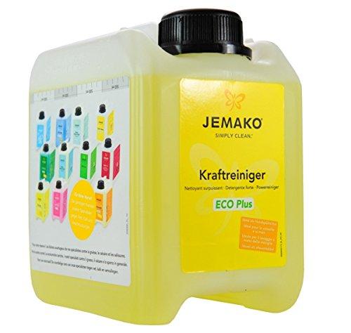 JEMAKO Kraftreiniger Kraftreiniger Pink Grapefruit ECO Plus 2 l 5 l Kanister (2l, Kraftreiniger ECO Plus)