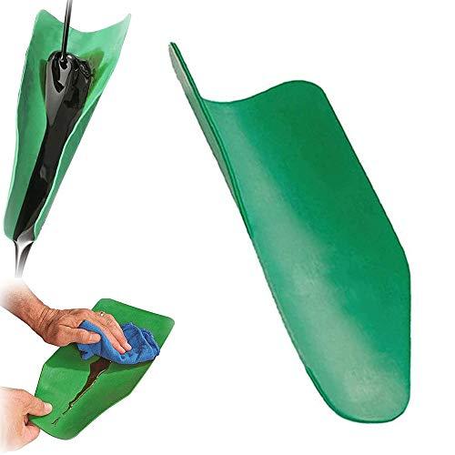 Form A Funnel, Trichter öLwechsel Flexibler Trichter Matte (50 * 20cm)