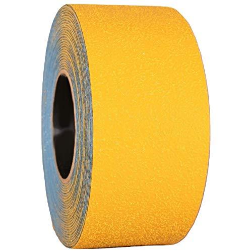 WHN Gelbes Reflektierendes Hochleistungsparkstreifen-Klebeband Für 2 Zoll X 16 Fuß Rolle des Bereiches Mit Hoher Auswirkung