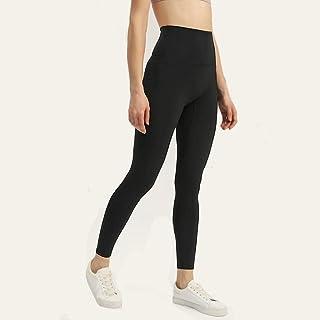 ArcherWlh Träningsbyxor för kvinnor, lätt syre och europeiska och amerikanska nya sport tights kvinnor yogabyxor
