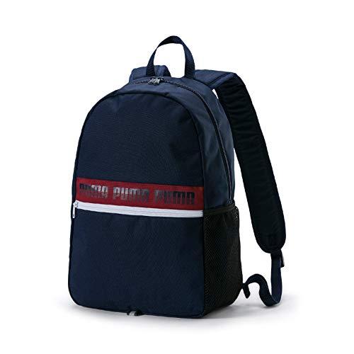 PUMA Phase Backpack II Mochilla, Unisex Adulto, Blanco (Peacoat), OSFA