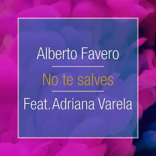 Alberto Favero feat. Adriana Varela