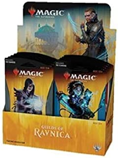 Best guilds of ravnica theme booster box Reviews