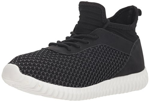 Dirty Laundry by Chinese Laundry Women's Harlen Sneaker, Black Knit, 8 M US