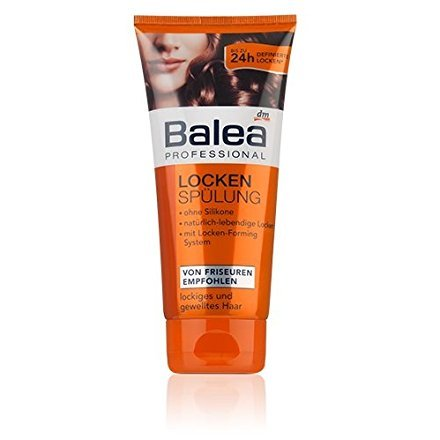 Balea Professional Curls Conditioner / Not Tested on Animals - 200millileter. by Balea