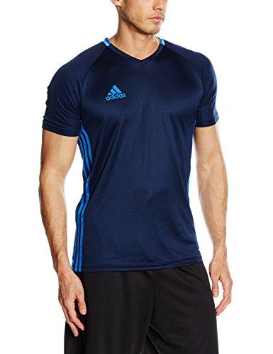 adidas Herren Trainingstrikot Condivo16, Collegiate Navy/Blue/Bright Cyan, S, S93530
