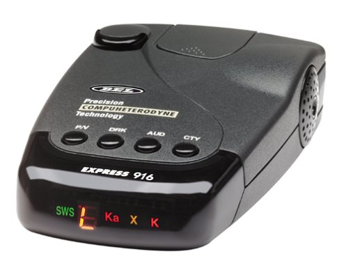 Best Buy! Beltronics Express 916 Laser/Radar Detector
