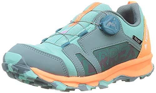 adidas Terrex Agravic Boa R.RDY K, Scarpe da Trail Running, ESMBRU/MENACI/NARCHI, 32 EU