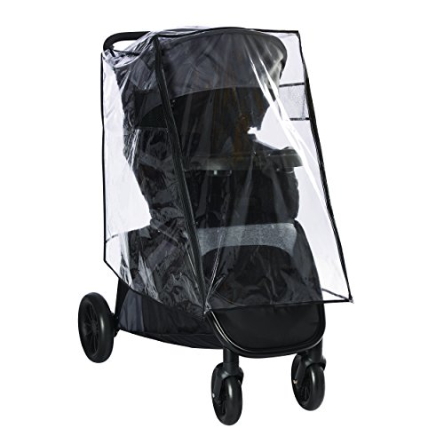 Stroller Weather Shield and Rain Cover, Universal
