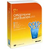【旧商品】Microsoft Office Home and Business 2010 通常版 [パッケージ]